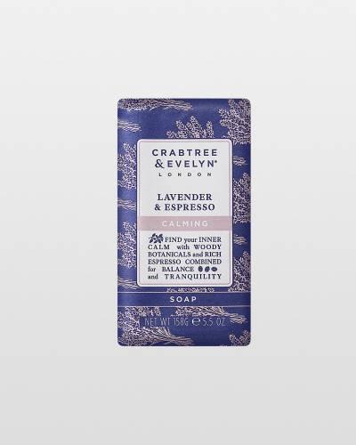 Lavender and Espresso Calming Soap