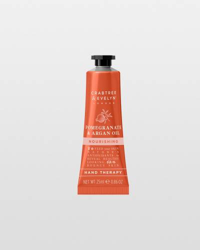 Pomegranate and Argan Oil Ultra-Moisturizing Hand Therapy (.86 oz.)