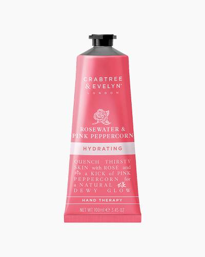 Rosewater and Pink Peppercorn Hydrating Hand Therapy (3.45 oz)