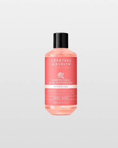 Rosewater and Pink Peppercorn Hydrating Body Wash