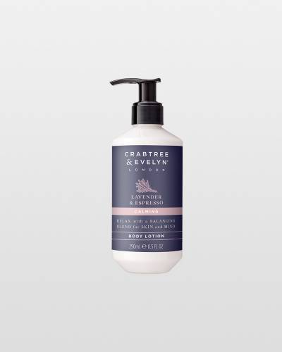 Lavender and Espresso Calming Body Lotion