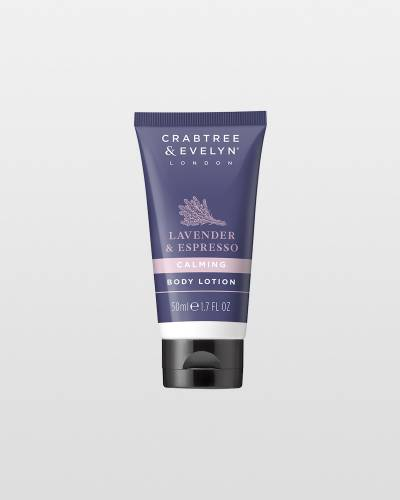 Lavender and Espresso Calming Body Lotion (Travel Size)