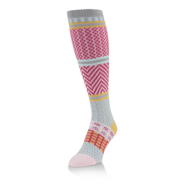 World's Softest Whimsical Multi Colored Collection Crew Socks