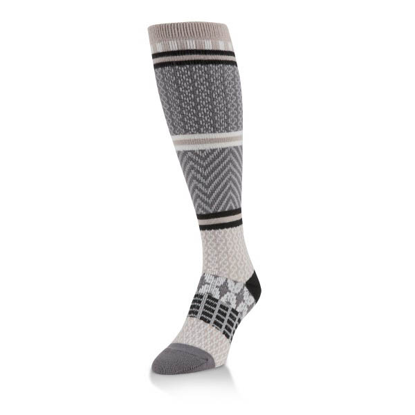 World's Softest Neutral Gallery Knee High Socks