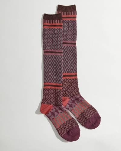 Gallery Knee High Socks in Sassafras