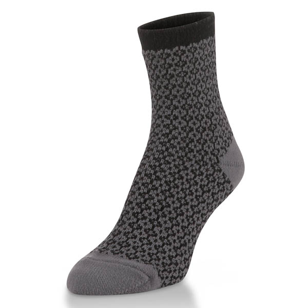 World's Softest Gallery Mini Crew Socks in Lucky