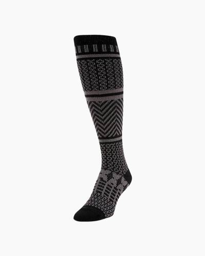 Gallery Knee High Socks in Black