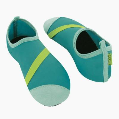 FitKicks Active Footwear in Teal