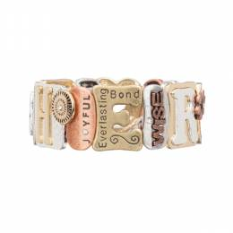 D.M. Merchandising Mother Statement Bracelet