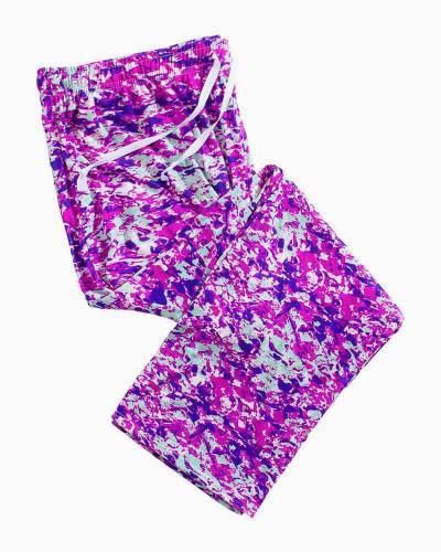 Purple Splatter PJ Lounge Pants
