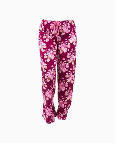 Magenta Floral PJ Lounge Pants