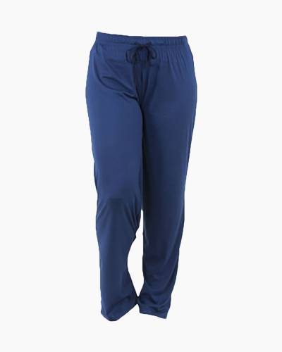 Solid Blue PJ Lounge Pants