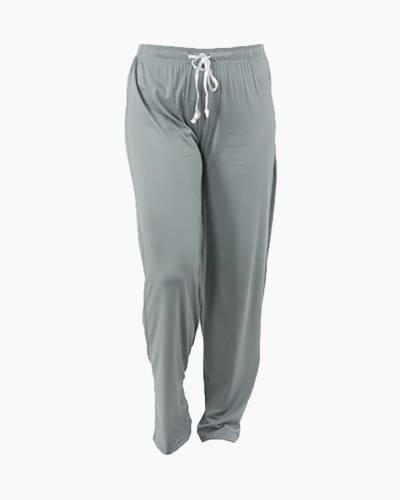 Solid Grey PJ Lounge Pants