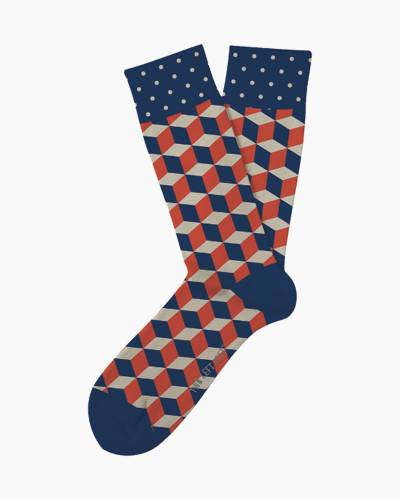 Block Party Unisex Everyday Socks