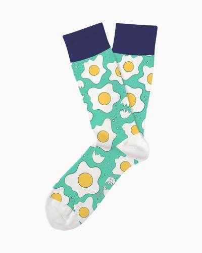 Sunnyside Up Unisex Everyday Socks