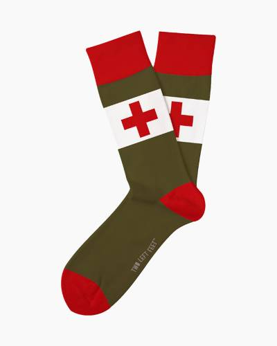 The Medic Unisex Everyday Socks
