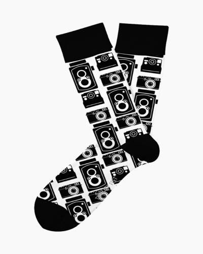 Snapshot Unisex Everyday Socks