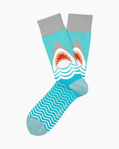 Great White Unisex Everyday Socks