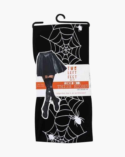 Get Caught Up Halloween Thigh Highs