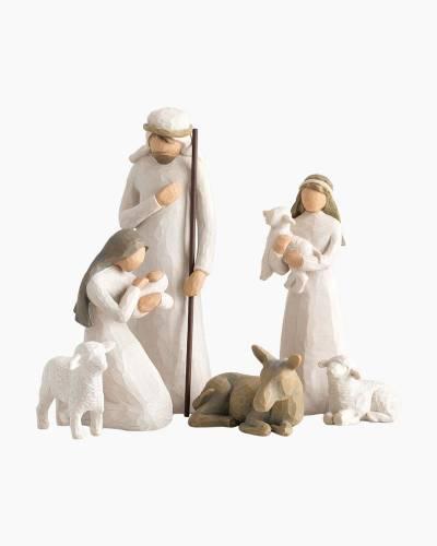 Six Piece Nativity Set