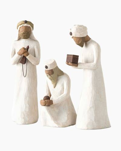 The Three Wisemen Nativity Figures