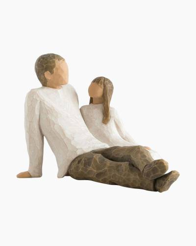 Father and Daughter Figure
