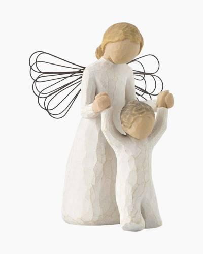 Guardian Angel Figure