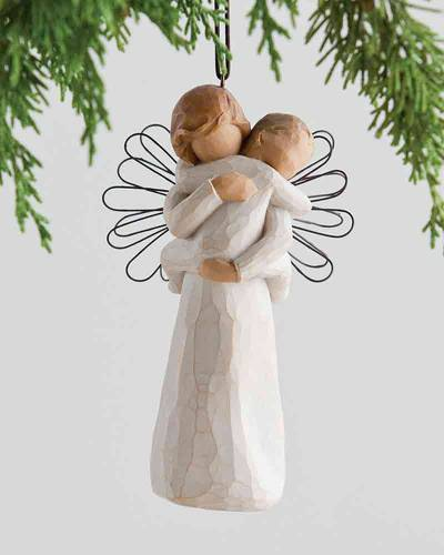Angel's Embrace Ornament