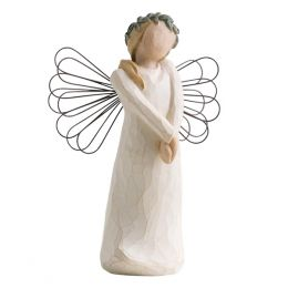 Willow Tree Angel Celebrate Figure