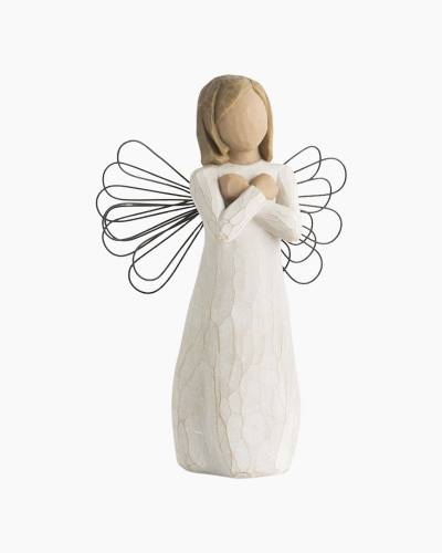 Angel Sign for Love Figure