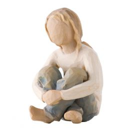Willow Tree Spirited Child (Girl) Figure