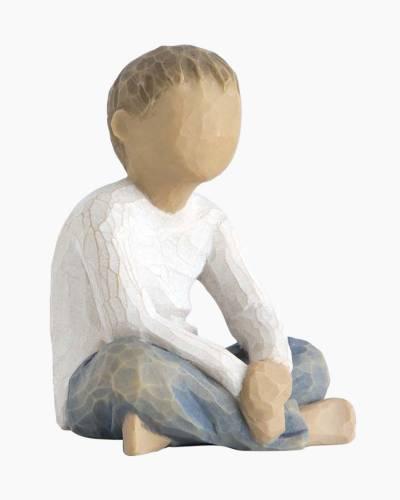 Imaginative Child (Boy) Figure