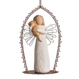 Willow Tree Trellis Ornament Angel of Friendship