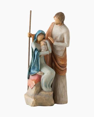 The Holy Family Nativity