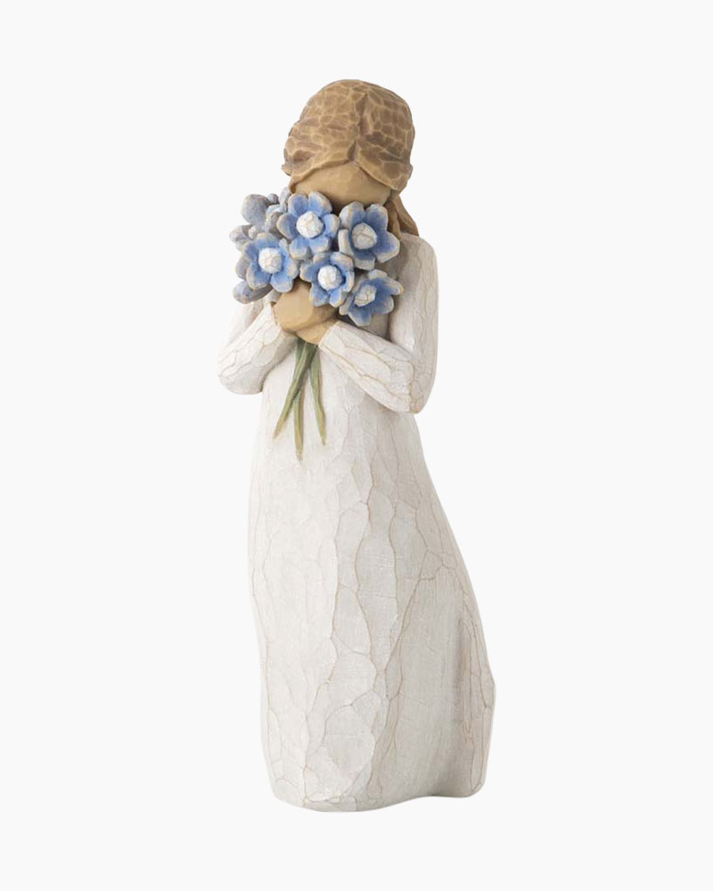 Willow Tree Forget Me Not Figure The Paper Store