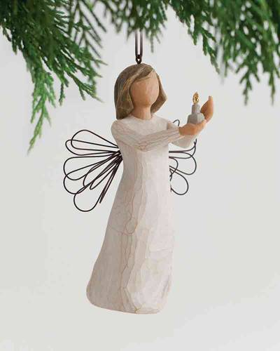 Angel of Hope Ornament
