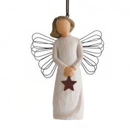 Willow Tree Angel of Light Ornament