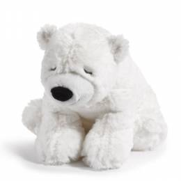 Nat & Jules Sleepy Polar Bear Plush