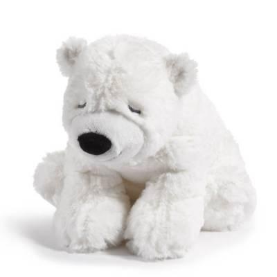 Sleepy Polar Bear Plush