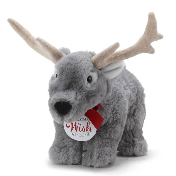 Demdaco The Christmas Wish Large Reindeer Plush