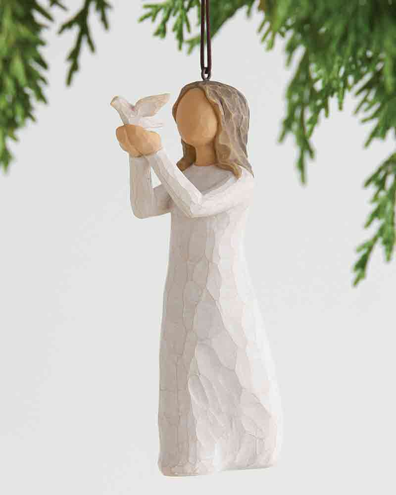 Willow Tree Soar Ornament The Paper Store