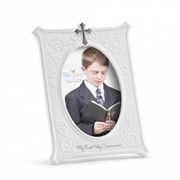Nat & Jules First Holy Communion Porcelain Picture Frame