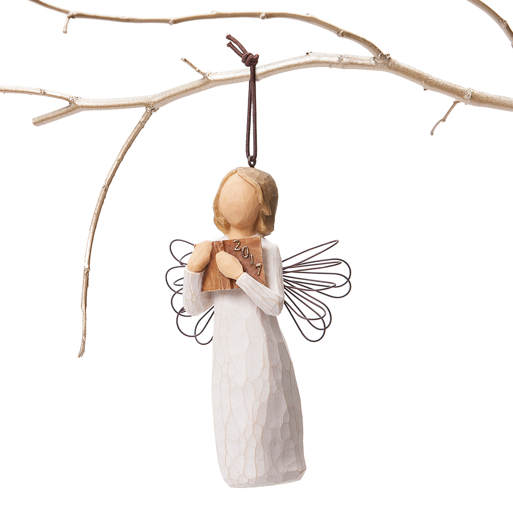 Willow Tree 2017 Angel Ornament