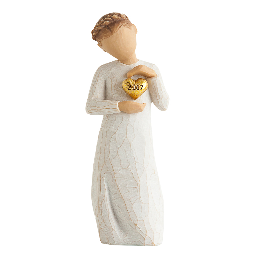 Willow Tree 2017 Keepsake Figurine