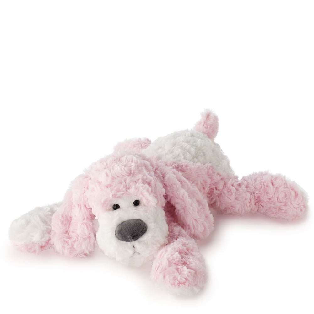 Nat and Jules Emerson the Pink Dog Plush