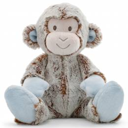 Nat & Jules Marcell the Monkey Baby Plush