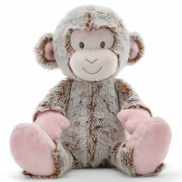 Nat & Jules Macey the Monkey Baby Plush