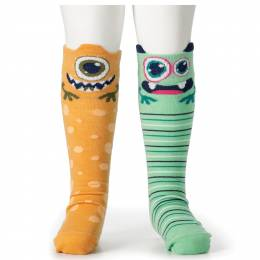 Demdaco Aliens Baby Knee Socks