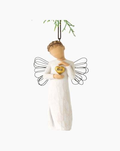 2018 Angel Ornament