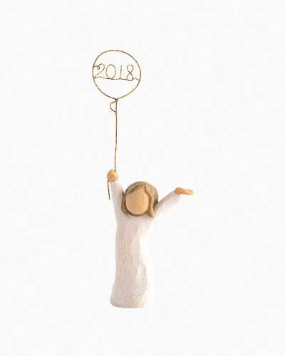Here's to You 2018 Figurine